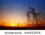 pylon | Shutterstock . vector #444522919
