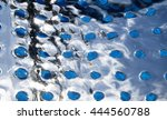 abstract background of water... | Shutterstock . vector #444560788