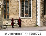 Tower Of London England   Dec...