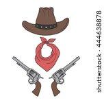 Vector Wild West Western...