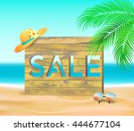 vector illustration banner for... | Shutterstock .eps vector #444677104
