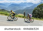 Col D'aspin France   Jul 15 ...