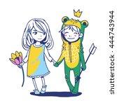 Frog Prince. Fairy Tale. Magic...