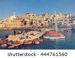 tel aviv   yafo  israel   march ...   Shutterstock . vector #444761560