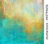 veined grunge background or... | Shutterstock . vector #444794656