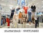 new york   circa march 2016 ... | Shutterstock . vector #444914683