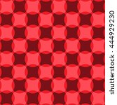 squares connected pattern vector | Shutterstock .eps vector #444929230