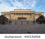 St George Hall Concert Halls...