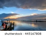 Sunset On The Chesapeake Bay I...