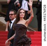 Cannes   May 16  2011  Angelin...