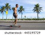 rio de janeiro   march 6  2016  ...   Shutterstock . vector #445195729
