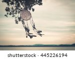 dream catcher | Shutterstock . vector #445226194