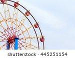 ferris wheel | Shutterstock . vector #445251154