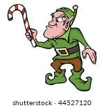 cartoon vector illustration... | Shutterstock .eps vector #44527120