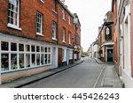 winchester  uk   august 16 ... | Shutterstock . vector #445426243