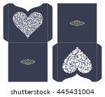 Set Of 2 Wedding Invitation...