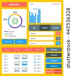 web ui elements mega collection ...