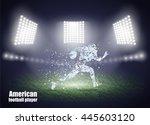 stadium lights. motion design....