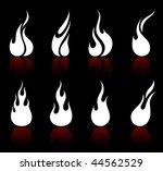 original vector illustration ... | Shutterstock .eps vector #44562529