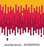 vector abstract background with ... | Shutterstock .eps vector #445809943