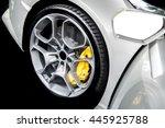 close up of a modern sport...   Shutterstock . vector #445925788