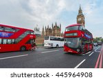 london the uk circa may 2016 ... | Shutterstock . vector #445964908