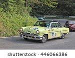 passo della futa  fi   italy  ...   Shutterstock . vector #446066386