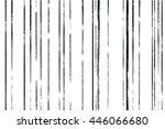 grunge lined vector texture | Shutterstock .eps vector #446066680