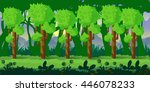forest game background 2d ...