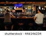 belgrade june 06  people...   Shutterstock . vector #446146234