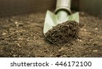 agriculture and soil concept  ... | Shutterstock . vector #446172100