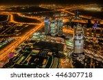 dubai  uae  1 june 24  2014 ...   Shutterstock . vector #446307718