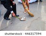 ukraine  herson   september 21...   Shutterstock . vector #446317594