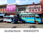phuket thailand june 8  2016 ... | Shutterstock . vector #446402074
