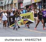 toronto  ontario canada   july... | Shutterstock . vector #446402764