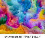 colors of imagination series.... | Shutterstock . vector #446414614