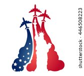 Logo As A Tourist Flying...