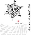 background composition  web...   Shutterstock .eps vector #44651020