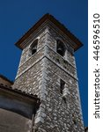 Small photo of Bell Tower with a Bell for each fa�§ade