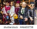 Marionette Shop In Prague ...
