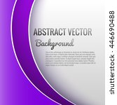 abstract background material... | Shutterstock .eps vector #446690488