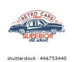 vector template design graphics ... | Shutterstock .eps vector #446753440