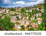 Granada  Spain   Albaicin...