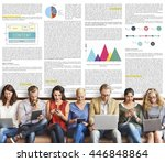 Small photo of Article Business Information Vision Concept