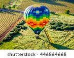 Colorful Hot Air Balloon...
