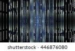 glittering jewel lines...   Shutterstock . vector #446876080