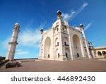 bibi ka maqbara aurangabad... | Shutterstock . vector #446892430