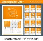 Wall Calendar Planner Print...