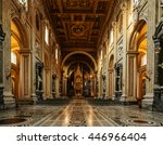 rome  italy   january 23 2015 ... | Shutterstock . vector #446966404