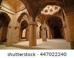 jameh  friday mosque of isfahan ... | Shutterstock . vector #447022240